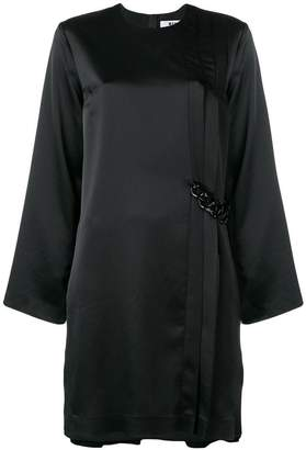 MSGM loose fitted dress