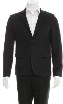 Golden Goose Wool Notch-Lapel Jacket