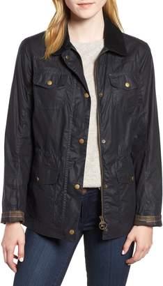 Barbour Waxed Trucker Jacket
