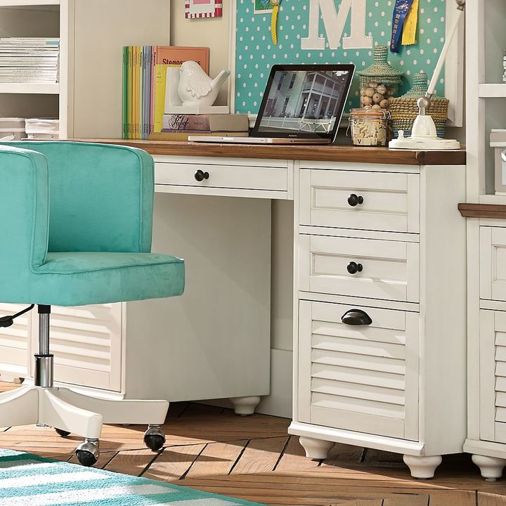 STUDY Whitney File Storage Desk