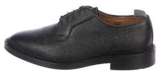 Thom Browne Leather Derby Loafers