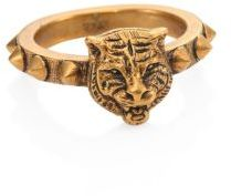 Gucci Gucci Feline Head Ring