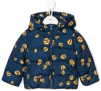 Stella McCartney (ステラ マッカートニー) - Stella Mccartney Kids bee print puffer jacket