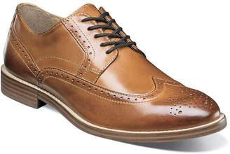 Nunn Bush Middleton Men's Wing Tip Dress Oxford Shoes