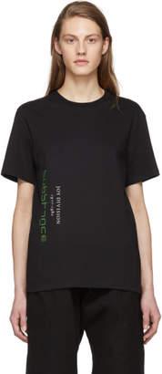 Raf Simons Black Joy Division T-Shirt