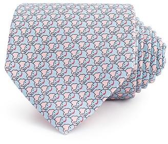 Thomas Pink Elephant Geo Print Classic Tie $135 thestylecure.com