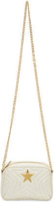 Stella McCartney Ivory Mini Alter Snake Vintage Bag