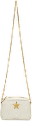 Stella McCartney Ivory Mini Alter Snake Vintage Bag