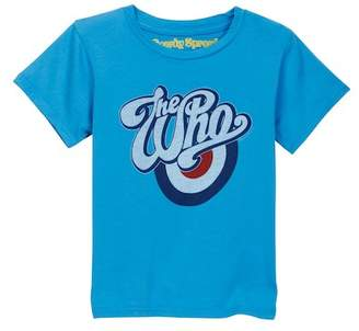 Rowdy Sprout The Who Simple Tee (Baby, Toddler, Little Boys, & Big Boys)