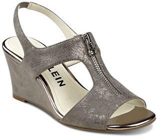 Anne KleinAnne Klein Edan Wedge Sandals