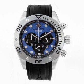 Billete Japanメンズステンレススチールスポーツクロノグラフ腕時計 – bl1004-sslb