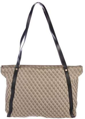 Bottega Veneta Vintage Monogram Canvas Tote
