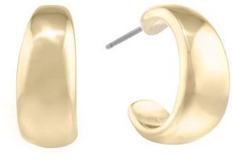 Liz Claiborne 17mm Hoop Earrings