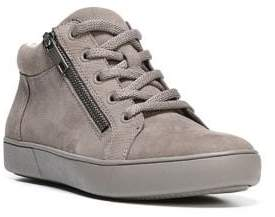 Naturalizer Motley Suede High-Top Sneakers