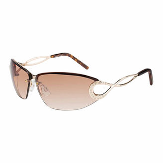 ROCAWEAR Rocawear Rimless Rectangular UV Protection Sunglasses $28 thestylecure.com