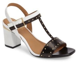 Women's Calvin Klein Carline T-Strap Sandal $118.95 thestylecure.com
