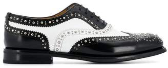 Church's Burwood lace-up Oxford shoes