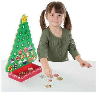 Melissa & Doug Countdown to Christmas Advent Calander