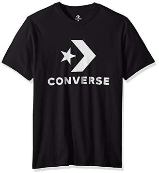 Converse Men's Star Chevron Short Sleeve T-Shirt