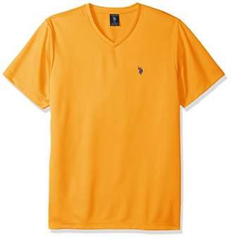 U.S. Polo Assn. Men's Short Sleeve V-Neck T-Shirt