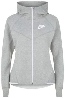 Nike Tech Fleece Zipped Sweatshirt