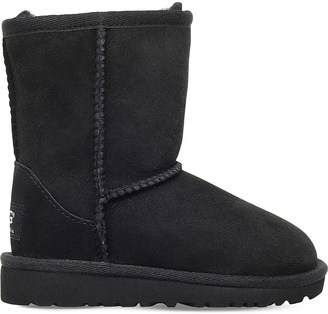 UGG Classic short sheepskin boots 6-9 years $139 thestylecure.com