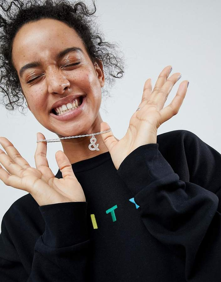 X GLAAD – Halskette mit Anhänger