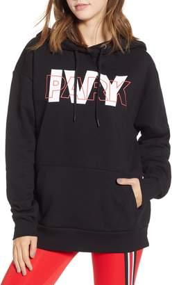 Ivy Park R) Layered Logo Hoodie