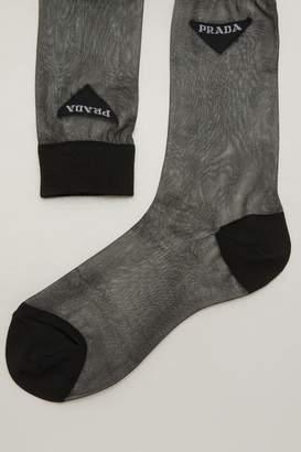 Prada Nylon socks
