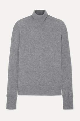 Amiri Cashmere Turtleneck Sweater - Gray