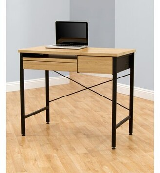 Calico Designs Writing Desk with Drawers Calico Designs