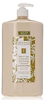 Eminence Organic Skincare Monoi Age Corrective Exfoliating Cleanser