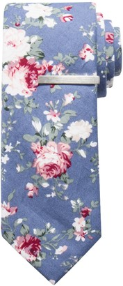 Apt. 9 Men's Floral Skinny Tie