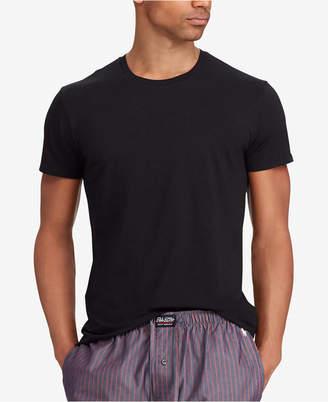 Polo Ralph Lauren Men's Cotton/Modal Blend Crew Neck Undershirts, 2-Pk.
