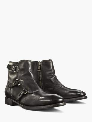 John Varvatos Fleetwood Pin Strap Boot