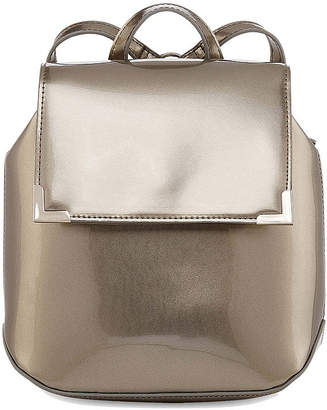 T-Shirt & Jeans Metallic Backpack