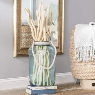 Beachcrest Home Clementine Natural Wood Vase Fillers