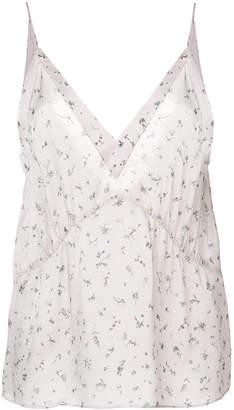 IRO floral print cami top