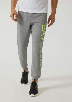 Emporio Armani Ea7 Sweatpants In Fleece