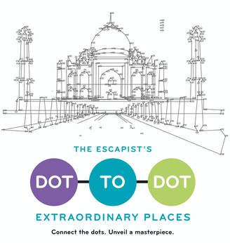 Harper Collins Publishers Escapist's Dot-To-Dot The: Extraordinary Places