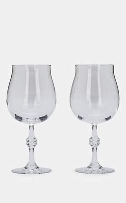Baccarat Passion Crystal Wine Glass Set