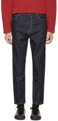 Stella McCartney Navy Denzel Carrot Jeans