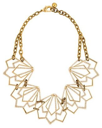 Lulu Frost Portico Statement Necklace $175 thestylecure.com