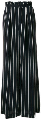 KENDALL + KYLIE Kendall+Kylie stripped palazzo pants