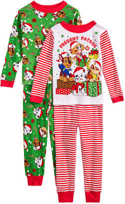 Paw Patrol Toddler Boys 4-Pc. Pajama Set
