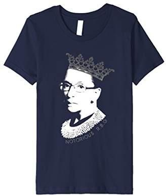 American Apparel Notorious RBG Slim Fit T-Shirt
