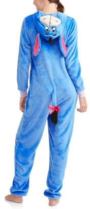 Disney Eeyore Women's and Women's Plus Union Suit
