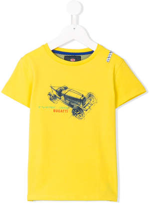 Bugatti Kids printed T-shirt