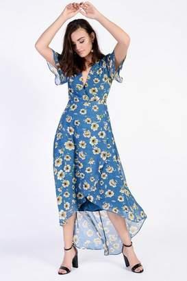 Glamorous **Floral Maxi Dress