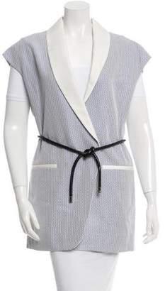 3.1 Phillip Lim Kimono Wrap Vest w/ Tags